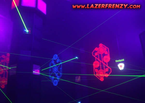 Lazer Frenzy opens at LazerBlaze Kentucky