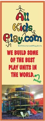 indoor playground equipment by All Kids Play