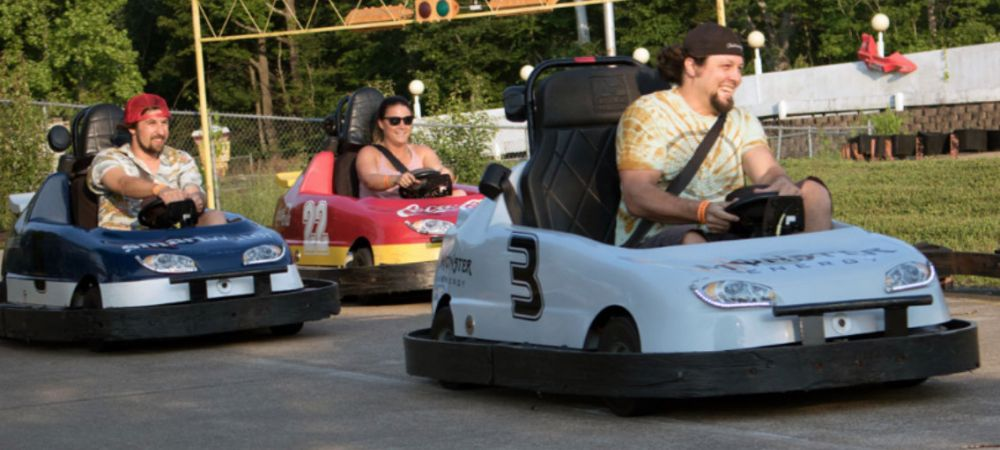 Outdoor Gokarts